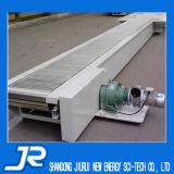 Hitzebeständiger Stahlkettenplatten-Bandförderer-Gebrauch für Korn-Transport