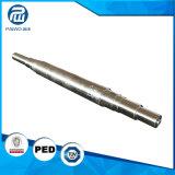 Kundenspezifische Stahlexzenterachse verwendet für Aufbau-Sachanlagen