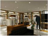 Douane Menswear Shopfitting, het Kledingstuk van Mensen/Kleding/de Inrichtingen van de Vertoning van de Opslag van het Schoeisel