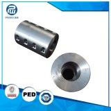 Fontes resistentes das peças de maquinaria do CNC da resistência elevada da liga