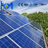 vidro revestido Tempered Photovoltaic do painel solar de 3.2mm para o coletor solar