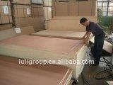 ¡Madera contrachapada ordinaria barata de madera del grupo 4*8 pie de Luli, madera contrachapada a granel para la venta!