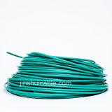 Fio flexível elétrico do IEC CCA/PVC