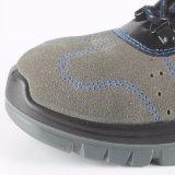 Фабрика ботинок RS6162 безопасности пальца ноги неподдельной кожи стальная