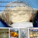 Acetato iniettabile sano Primobolan 100mg/Ml di Methenolone dell'olio per i Bodybuilders