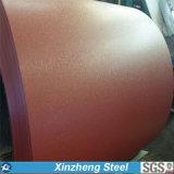 Il rullo d'acciaio variopinto ha preverniciato la bobina d'acciaio PPGI per materiale da costruzione