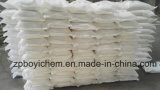 Гидрокарбонат аммония ранга белой силы кристаллов промышленный с сплетенный упаковывать мешка 25kg