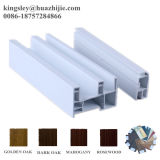 100% UPVC Huazhijie Brand Plastic Casement en Sliding UPVC Doors en Windows