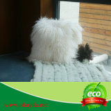 оптовая продажа крышки подушки шерсти кожи овец цвета 40*40cm чисто