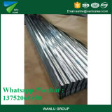 Мягким лист гальванизированный материалом стальной и гальванизировал стальную катушку