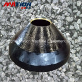Forro de triturador de cone resistente ao desgaste de China