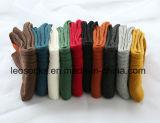 Chaussettes colorées de cheville d'injection de femmes faites sur commande avec un bon nombre de chaussettes de fantaisie de mode de dames de type