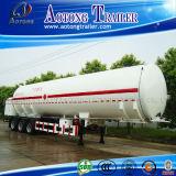 45000 van de Brandstof liter Aanhangwagen van de Tanker van de Semi, As 3 50000 Liter van de Aanhangwagen van de Olietanker, de Aanhangwagen van de Tanker van de Brandstof van de Vrachtwagen voor Verkoop