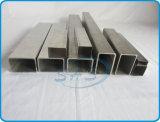 De Vierkante & Rechthoekige Buizen van het roestvrij staal