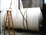 Tanque de armazenamento sanitário dos PP do tanque para a medicina química do óleo