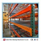 Crémaillère en acier d'entrepôt durable pour l'usage d'industrie, crémaillère sélectrice de Warehosue de matériel de mémoire de haute performance