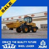 1.8 Loader Ton / 0.9m3 petite roue Mini chargeur sur pneus