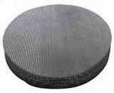 Tissu filtrant d'acier inoxydable, paquets de filtrage de maille