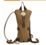 El camuflaje se divierte el morral militar del bolso de la hidración con el bolso de la vejiga del agua