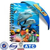 Qualität Cheap Custom 3D Notebook