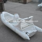 Venta inflable del barco de la costilla 620 del bote del motor del barco de China