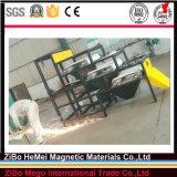 長石、褐鉄鉱のミネラル鉄の除去剤のための乾燥した磁気分離器