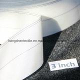 Fita de cura de nylon elástica tecida da primeira classe para a fabricação de borracha do produto