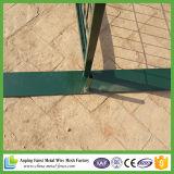 6X10FT Canadá Fácil Instalación Revestimiento en Polvo Construcción Cercado Temporal