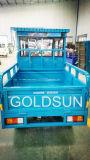 Triciclo elettrico-solare del carico con la casella di Wango, rotella tre