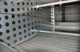 Tipo quadro do sistema H do equipamento da gaiola da galinha do reprodutor