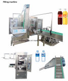 Het kant en klare Volledige Vruchtesap van het Project drinkt Lijn van de Apparatuur van de Drank de Bottelende Vullende