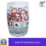 Uitstekende kwaliteit met Glaswerk kb-Hn0406 van de Verkoop van de Kop van het Glas van de Druk van het Overdrukplaatje het Hete