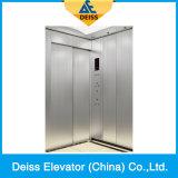 Elevatore domestico residenziale Dkv400 della villa della trazione di Vvvf di stile della fascia d'acciaio