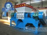 Machine de déchiquetage de rebut de tube de pipe de PVC de PC de PE 2-80t/H