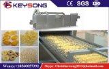 Linha de processamento dos flocos de milho do cereal de pequeno almoço