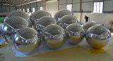 De opblaasbare Ballon van de Spiegel van de Bal van de Bal van de Spiegel van de Ballon van de Reclame Zilveren Weerspiegelende Opblaasbare voor de Decoratie van Gebeurtenissen