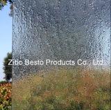 Fabricantes decorativos del vidrio modelado de la burbuja/doble vidriera
