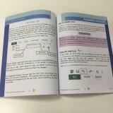 Papier excentré, matte, impression de livre d'éducation, impression colorée