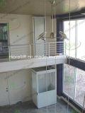 O CE aprovou o elevador vertical hidráulico da plataforma para a HOME