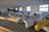 Шлюпка пульта центра рыбацкой лодки стеклоткани Liya 3.3m дешевая (HYP330)