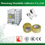 ラベルのための感圧性の熱い溶解の接着剤