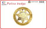 La polizia Badges i distintivi dell'esercito con l'alta qualità