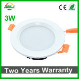 좋은 품질 3W SMD5730 LED Downlight