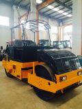 8-10 elettricità statica di tonnellata due rulli compressori della rotella