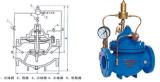 De Afblaasklep van de druk 742X (DN40~DN800)