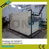 Máquina industrial del deshidratador del té de hierba del aire caliente del acero inoxidable