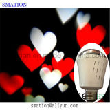 La energía de la noche del hotel SMD salva la lámpara de pared moderna de la MAZORCA de la cabecera