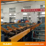 Pipe Logistics Transport System pour Band Saw Machine