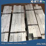 ASTM une pipe carrée de l'acier 500