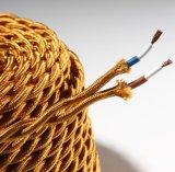 Braided электрический провод, медный кабель, силовой кабель, кабель пары (BYW-8001)